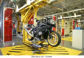 bmw motorcycle repair shops production bmw motorcycle factory in stock photos production bmw