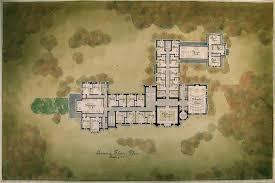 sorority house floor plans plan of first floor knowlton digital library