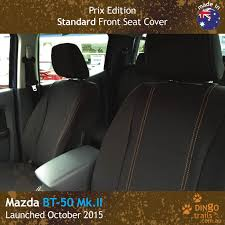 australian mazda motors front seat covers mb15hb p dingo trails