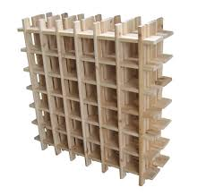lattice wine rack plans build your own wood wine rack