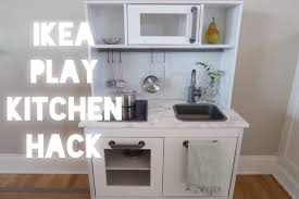 modern kitchen ikea modern ikea play kitchen hack youtube