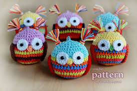 new pattern crochet owl pattern zoom