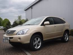 lexus reading uk lexus rx400 h president 2008 for sale at the lhd place