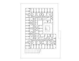 Princeton University Floor Plans by Of The New University Center Skidmore Owings U0026 Merrill 26