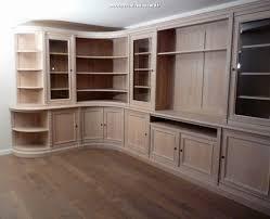 meuble cuisine bois recyclé cuisine meuble bois massif sur mesure atelier retouche
