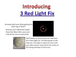 xbox 360 red light fix 3 red light fix the best guide to fixing your xbox 360
