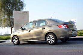peugeot dubai 2014 peugeot 301 review as good as basic gets drivemeonline com