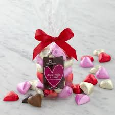 valentines chocolate valentines chocolate hearts bag valentines day chocolate gifts