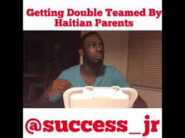 Haitian Memes - haitian mom be like youtube
