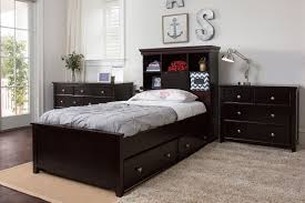 High Quality Hardwood Bedroom Furniture For Teens  Youth Craft - Charleston bedroom furniture