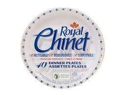chinet plates royal chinet dinner plates walmart canada