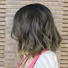 lowlights for gray hair photos 30 cute messy bob hairstyle ideas 2018 short bob mod lob