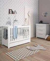 Nursery Furniture Set White Franklin Cot Bed 2 Nursery Furniture Set White Mamas