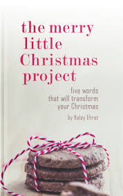 merry christmas project kaley ehret