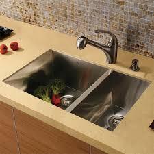Delta Faucets Kitchen Sink by Vigo Undermount Stainless Steel Kitchen Sink Delta Faucets