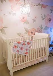 pink peonies nursery floral baby blanket personalized swaddle pink peonies