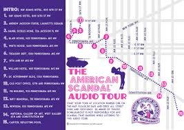 Walking Map Of Washington Dc by American Scandal Walking Tour Washington Dc Tours Dc Walkabout