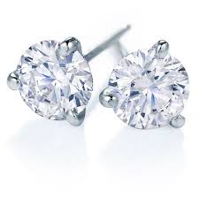 cheap diamond earrings how to buy diamond stud earrings the diamondaire