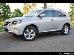 2013 lexus rx 350 21k miles awd leather moon roof for sale in