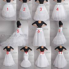 wedding dress hoop bridal slips petticoats hoops ebay