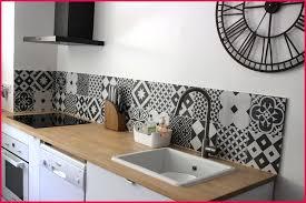 credence adhesive pour cuisine cr dence cuisine adh sive l gant revetement mural cuisine leroy avec