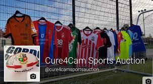cure4cam cure4camfund twitter