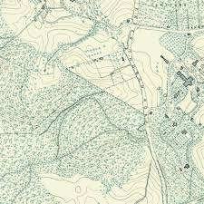 Oregon Topographic Map by Print Of Topographic Map Of Washington And Vicinity Sheet 14
