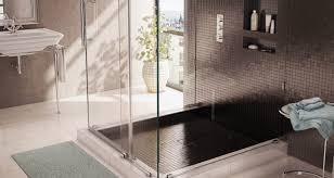 shower walk through shower beautiful prefab walk in shower get