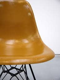 charles and ray eames original dsr eiffel tower chair two
