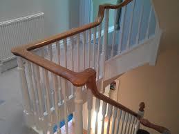 staircase refurbishment ropley hants baker southern ltd