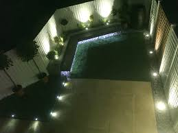 Patio Floor Lights by Small Contemporary Garden Lights Lighting Fake Grass Nam Grass