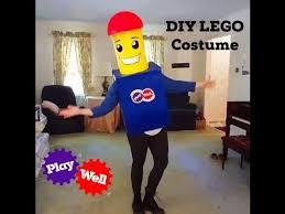 Lego Brick Halloween Costume 25 Lego Halloween Costumes Ideas Team Gb