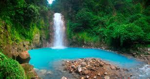 rio celeste tenorio national park costa rica cr traveler
