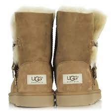 footwears charming ugg slippers for ugg s bailey charm boots chestnut mount mercy