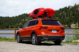 nissan murano kayak rack 2018 volkswagen tiguan review growing in a fast paced segment