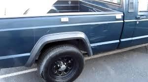 jeep comanche blue 1990 jeep comanche 3988 youtube