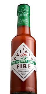 organic hot sauce kaitaia chili pepper sauce the kiwi importer