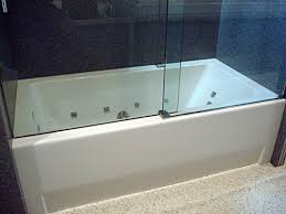 Glass Doors For Tub Shower Amazing Glass Shower Doors Tub Pictures Inspiration The