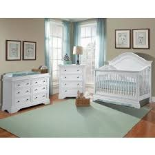 athena convertible 3pc group crib double dresser u0026 chest baby