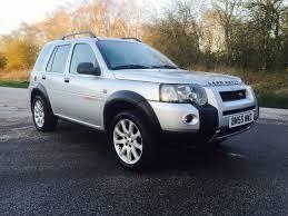 lhd 2005 land rover freelander sport diesel td4 left hand drive