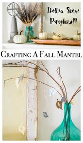 fall craft ideas for a mantel home decor with a cricut major fall craft ideas for a mantel or any area of your home features crafts made