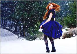 in snow i just like pinterest snow winter time and