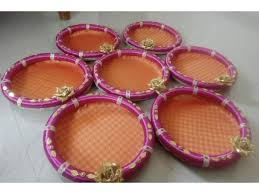 wedding trays wedding tray buy rounded marriage wedding tray online at best