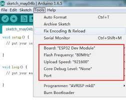 esp32 wifi ble board v0 9 elecrow
