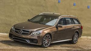 2014 mercedes benz e63 amg s model 4matic wagon review notes
