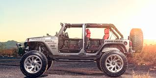bulletproof jeep grid off road jeep jku
