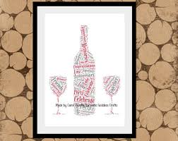 wine themed gifts wine themed gifts etsy