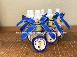 12 small 3 5 royal blue baby shower favors little