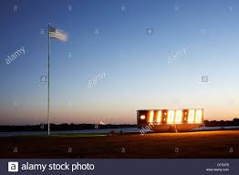 Flag Complex Launch Countdown Clock American Flag Kennedy Space Center Press