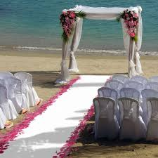 wedding runner white carpet aisle runner 3 x 25 many other